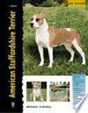 libro American Staffordshire Terrier