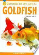 libro Cincuenta Consejos De Oro Para Tu Goldfish