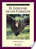 libro El Lenguaje De Los Caballos
