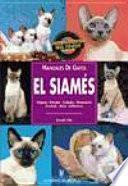 libro Manuales De Gatos. El Siamés