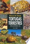libro Manuales Del Terrario. Tortugas Terrestres