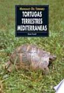 libro Manuales Del Terrario. Tortugas Terrestres Mediterráneas