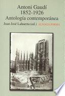 libro Antoni Gaudí 1852 1926