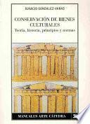 libro Conservación De Bienes Culturales