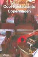 libro Cool Restaurants Copenhagen