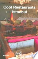 libro Cool Restaurants Istanbul