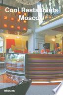 libro Cool Restaurants Moscow