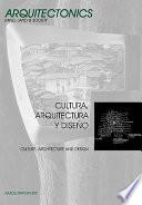 libro Cultura, Arquitectura Y Diseño