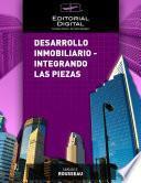 libro Desarrollo Inmobiliario   Integrando Las Piezas