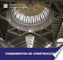 libro Fundamentos De Construcción