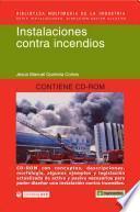 libro Instalaciones Contra Incendios