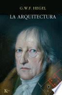 libro La Arquitectura