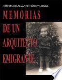 libro Memorias De Un Arquitecto Emigrante