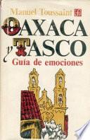 libro Oaxaca Y Tasco
