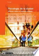 libro Psicología De La Ciudad