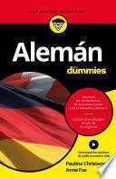 libro Alemán Para Dummies