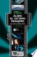 libro Alien: El Octavo Pasajero. (alien). Ridley Scott (1979)