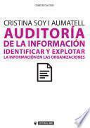 libro Auditoría De La Información