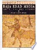 libro Baja Edad Media