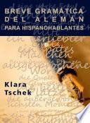 libro Breve Gramática Del Alemán Para Hispanohablantes