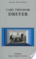 libro Carl Theodor Dreyer