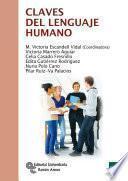 libro Claves Del Lenguaje Humano