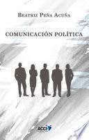 libro Comunicación Política