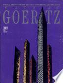 libro Conversaciones Con Mathias Goeritz