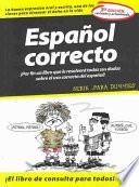 libro Correct Spanish For Dummies