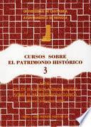 libro Cursos Sobre El Património Histórico 3