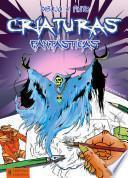 libro Dibujo Y Pinto Criaturas Fantásticas