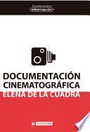 libro Documentación Cinematográfica