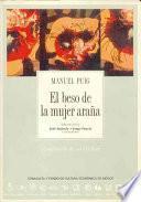 libro El Beso De La Mujer Araña