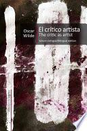 libro El Crítico Artista/the Critic As Artist