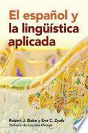 libro El Español Y La Lingüística Aplicada