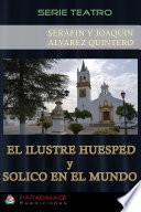 libro El Ilustre Huesped   Solico En El Mundo