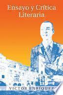 libro Ensayo Y Critica Literaria