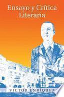 libro Ensayo Y Crítica Literaria