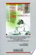 libro Estudios Funcionales Sobre Léxico, Sintaxis Y Traducción