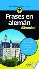 libro Frases En Alemán Para Dummies