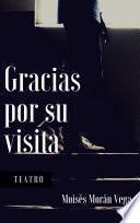 libro Gracias Por Su Visita