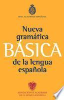 libro Gramática Básica De La Lengua Española
