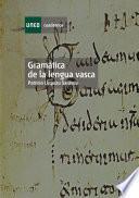 libro Gramática De La Lengua Vasca