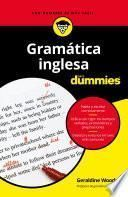 libro Gramática Inglesa Para Dummies