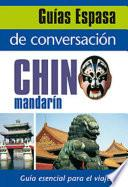 libro Guía De Conversación Chino Mandarín