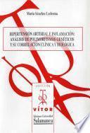 libro Hipertensión Arterial E Inflamación