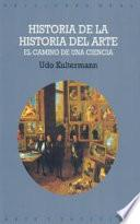 libro Historia De La Historia Del Arte