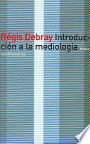 libro Introducción A La Mediología