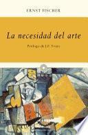 libro La Necesidad Del Arte