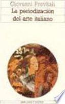 libro La Periodización Del Arte Italiano